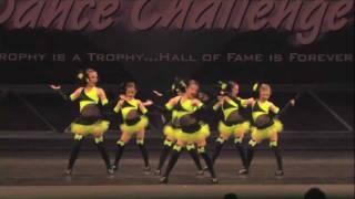 "8 Count Dance Academy - ""Fierce"" Mini Team Jazz 2010-2011"
