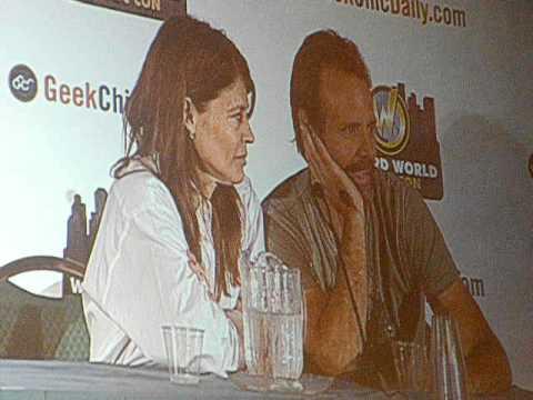 Linda Hamilton & Michael Biehn