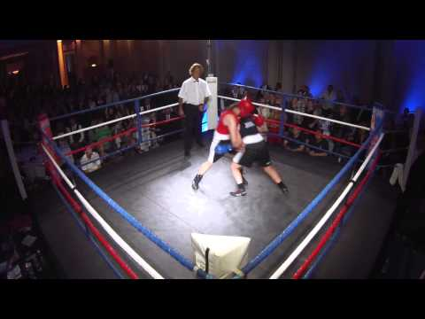 Ultra White Collar Boxing Brighton Ladies | Fight 11