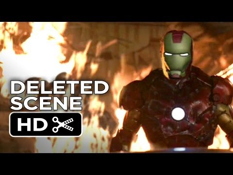 Iron Man Deleted Scene - Running Out Of Cars (2008) - Robert Downey Jr, Jeff Bridges Movie HD