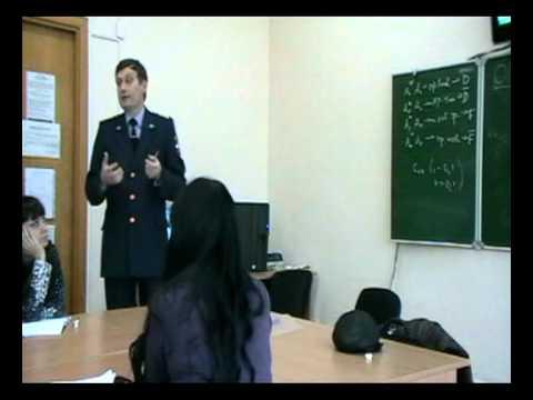 Лекция по схемотехнике ч1