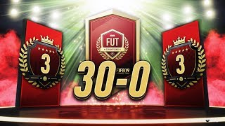 3RD IN THE WORLD TOP 100 FUT CHAMPIONS REWARDS + 5 RED PLAYER PICK PACKS!! FIFA 19 Ultimate Team