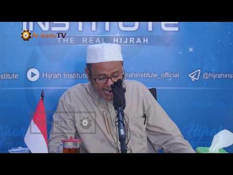 Daurah Manhaj [sesi ke-2] : Dalil Berittiba' Rasulullah - Ustadz Mubarak Bamualim, Lc., M.H.I