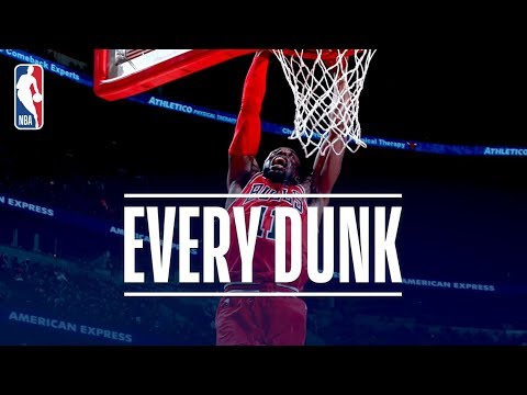 Giannis Antetokounmpo, Ben Simmons, and Every Dunk From Saturday Night | December 9, 2017