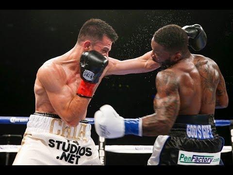 Eddie Gomez vs Francisco Santana  Round 6  ShoBox