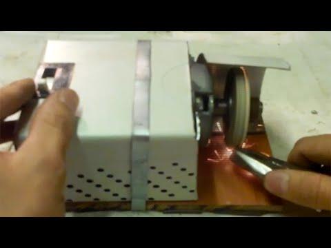 Универсальный мини-наждак своими руками (+ ФОТО)