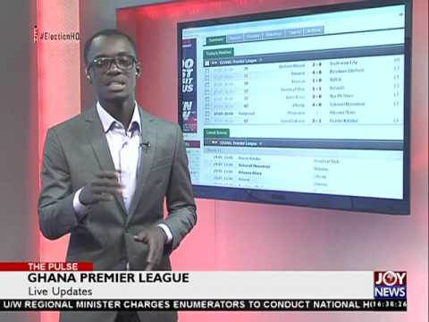 Ghana Premier League - Joy Sports (27-7-16)