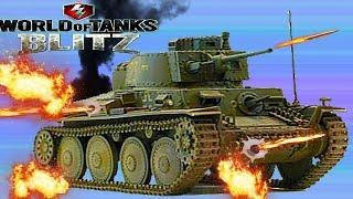 WORLD OF TANKS BLITZ#21 Танковая игра Немецкий танк Pz-38 Пушки на Pz- 38 .Новое видео для детей