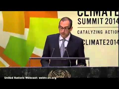 GFEI at the UN Climate Summit