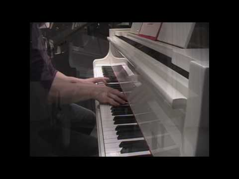 Amazing Beautiful White Piano Cover -Summer Tears in Heaven Enya