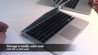Thumb Primera comparación de las nuevas MacBook Air de 11 y 13 pulgadas