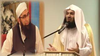 Attack on Junaid Jamshed – Blasphemy – Mufti Menk