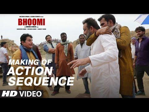 download lagu Making Of Bhoomi: Action Sequence  Sanjay Dutt, Aditi gratis