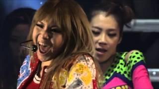 2NE1 - FOLLOW ME - NEW EVOLUTION IN SEOUL