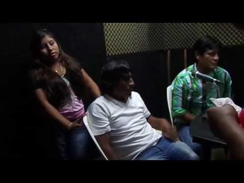 El Cholo Juanito y Richar En La Radio La Disco 88.3 Fm
