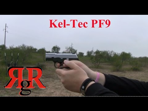 Kel-Tec Overview / Kel-Tec PF- 9 Review / Field Strip PF-9 / Cleaning PF-9