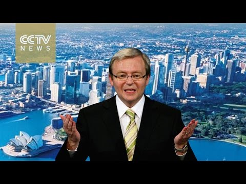 Interview with former Australian PM Kevin Rudd on Sino-US relationship