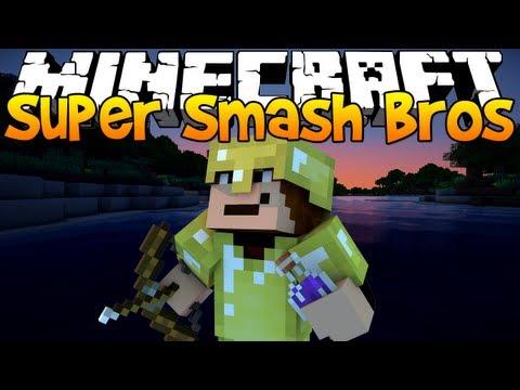 Minecraft 1.7.2 Minigames Server - SuperCraftBros!