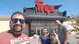 Fry's Electronics Interview - Computer Sales Associate