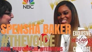 "Download Lagu Spensha Baker #TeamBlake interviewed at ""The Voice"" Season 14 Backstage #Top4 Artists #TheVoice Gratis STAFABAND"