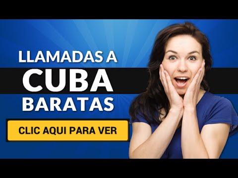 Llamadas A Cuba Baratas