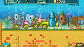 best games  Spongebob Tractor   new online car game 2019