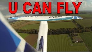 Teil 1 U CAN FLY / WE CAN FLY / DISCOVERY / YUKI FLY / Pampersflieger MFC Rheinbach