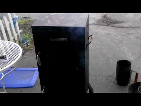 Brinkmann Square Vertical Smoker