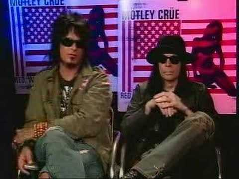 Sixx & Mars Satellite Feed Interview-2005
