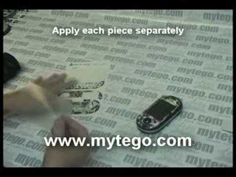 Helio Ocean Tego Skin from mytego.com Video
