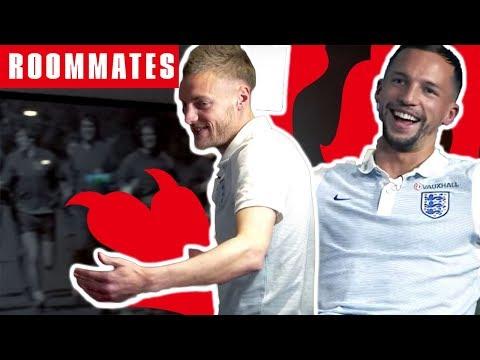 Friendship Test - Vardy v Drinkwater | Roommates