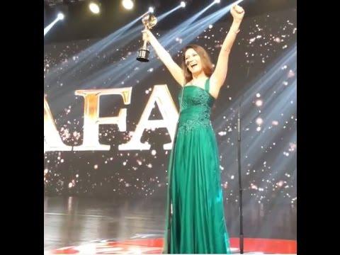 kana Tv Shinkir Leboch Drama Nurgul Yesilcay DIAFA awards 2017 -