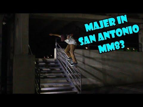 Majer in San Antonio MM83