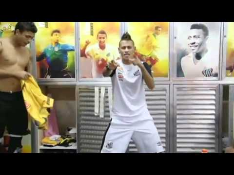 Neymar all dances