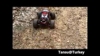 Traxxas Summit In Action-3 (No Music)