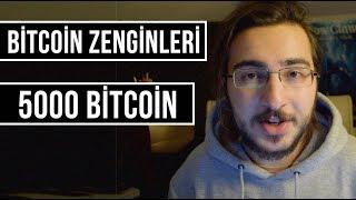 BİTCOİN MİLYARDERLERİ (Bitcoinden Zengin Olanlar) #10