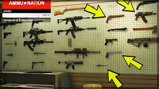 GTA 5 NEW DLC UPDATE GAMEPLAY - 4 NEW WEAPONS, CARS, YACHT & MUCH MORE! (GTA 5 DLC)