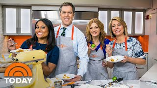 Melissa Clark Makes Weekend TODAY Anchors' Favorite Desserts | TODAY
