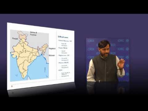 Yogendra Yadav - Diversity and Democracy in India (2011)