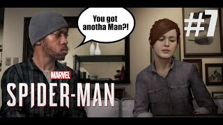 Is MJ Cheating on Me?!!! | Spider-man PS4 Pro Playthrough Episode 7 (Hardest Difficulty)