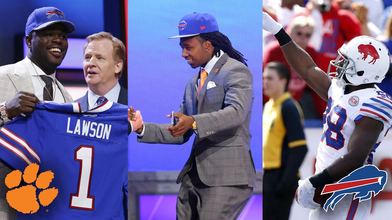 Clemson Football Has A Special Connection With The Buffalo Bills