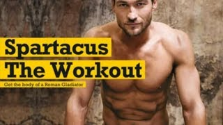 SPARTACUS WORKOUT YOUTUBERS + ANDY WHITFIELD TRIBUTE