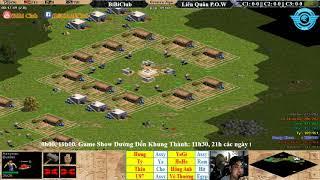 AoE 44 Random BiBiClub vs Liên Quân Pow 29-10-2017