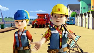 Bob the Builder US 🛠⭐ The Big Beach Clean! 🛠⭐New Episodes | Cartoons for Kids