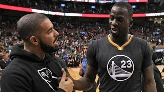 Draymond Green ROASTS Drake, Kevin Durant and Steph Curry's Clothes