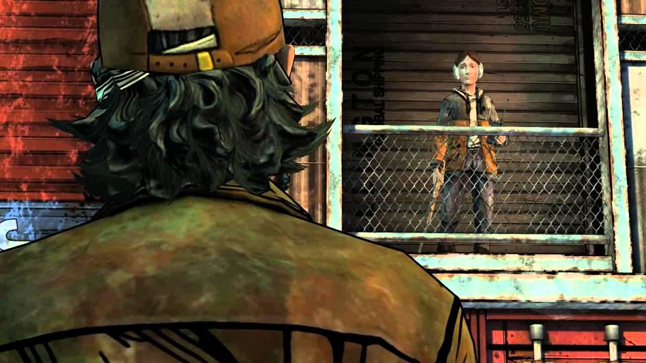 Video Game Reunion Season 2 Walking Dead Game Season 2