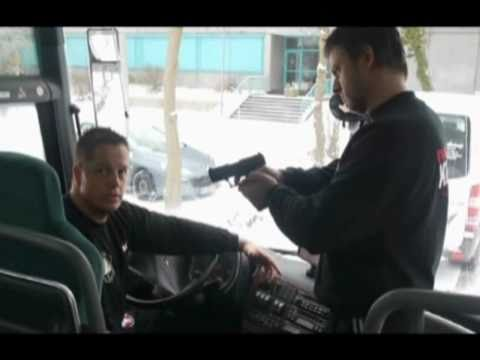 Krav Maga Firearm assaults in public transportation Image 1
