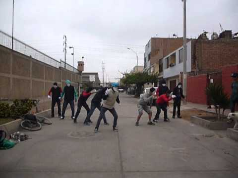 Ensayo Robot Remains (jabbawockeez) video
