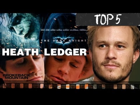 Top 5 HEATH LEDGER