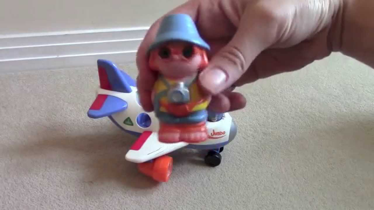 Kid Airplane Video Toy Airplane Flying Videos For